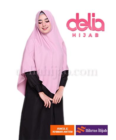 khimar nibras hijab angel khimar NB 3 baby pink
