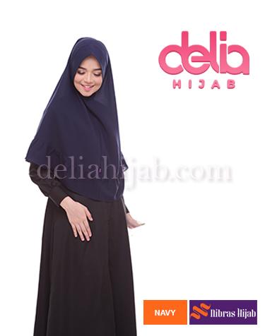 khimar nibras hijab marbela navy