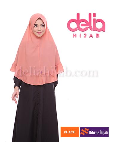 khimar nibras hijab marbela peach