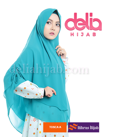 khimar nibras hijab saphire antem tosca