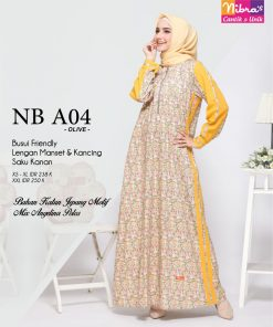 GAMIS NIBRAS NB A04 OLIVE