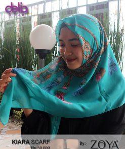 kiara scarf - jilbab segi empat delia hijab - delia hijab