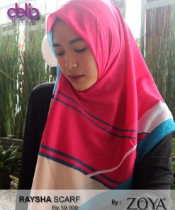raysha scarf - kerudung modis zoya - delia hijab