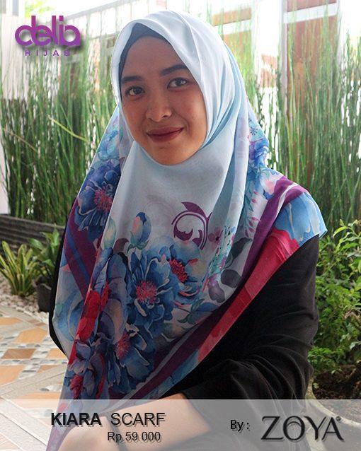 vinny scarf - jilbab segi empat delia hijab - delia hijab