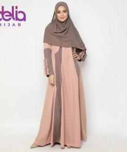 Gamis Terbaru - Delia Hijab Sukabumi - Dress Muslim