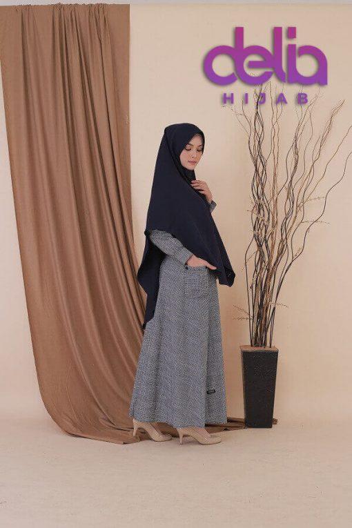 Model Gamis 2019 Terbaru – Delia Hijab Sukabumi