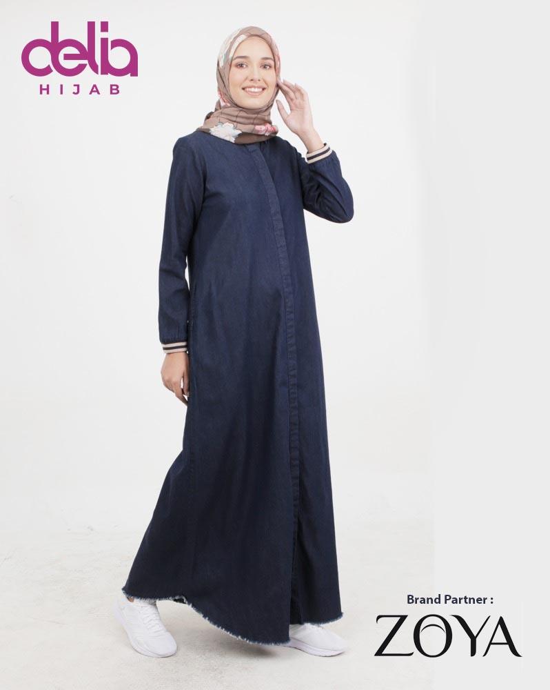Zoya Dress - Vorca Dress - Delia Hijab