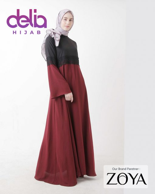 Zoya Dress - Metia Dress - Delia Hijab