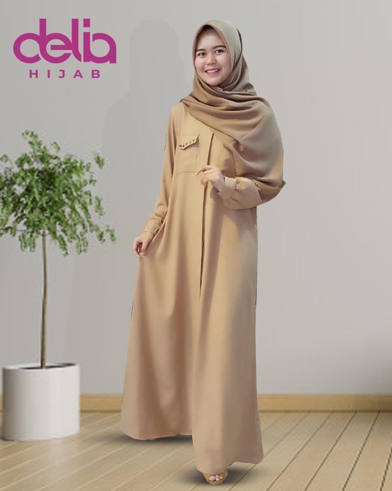 Gamis Zoya 9 - Jilbab Gucci