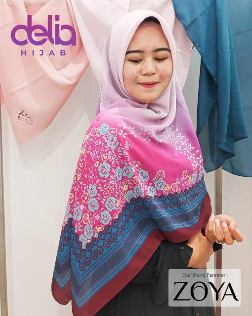 Delia Hijab - Kerudung Motif Zoya - 6