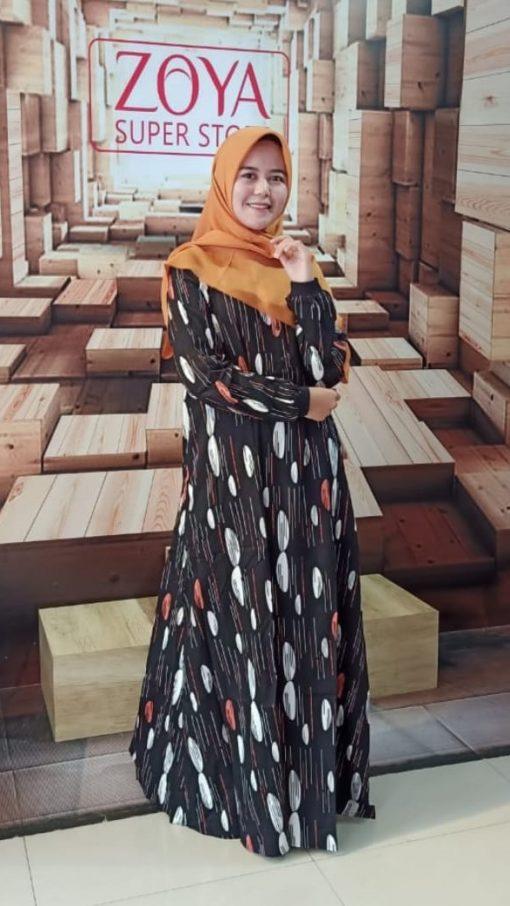 Zoya Dress - Fayola Dress - Delia Hijab B