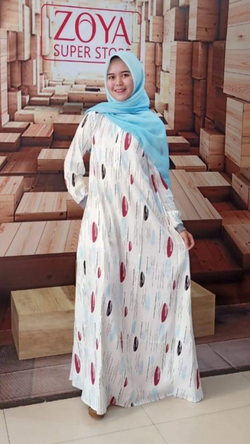 Zoya Dress - Fayola Dress - Delia Hijab W
