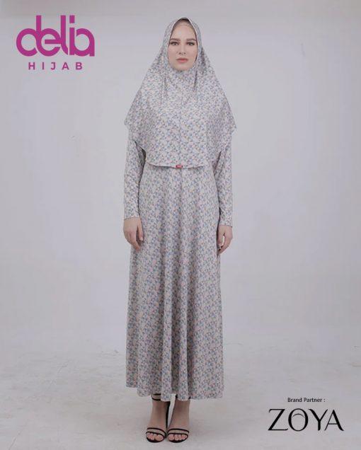 Delia Hijab Sukabumi – Baju Muslim Sukabumi – Baju Gamis Modern – Baju Gamis Model Sekarang – Gamis Syari Modis – Baju Gamis Murah dan Cantik - Zoya Dress - Inner Mikadea 259 2