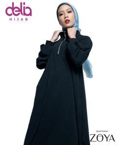 Delia Hijab Sukabumi – Baju Muslim Sukabumi – Baju Gamis Modern – Baju Gamis Model Sekarang – Gamis Syari Modis – Baju Gamis Murah dan Cantik - Zoya Dress - Lamona Dress 399 1