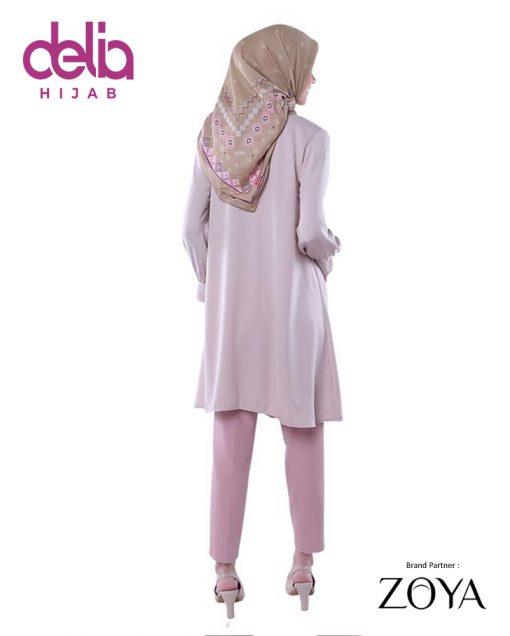 Delia Hijab Sukabumi – Baju Muslim Sukabumi – Baju Gamis Modern – Baju Gamis Model Sekarang – Gamis Syari Modis – Baju Gamis Murah dan Cantik - Zoya Dress - Namara Tunic 259 2