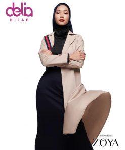 Delia Hijab Sukabumi – Baju Muslim Sukabumi – Baju Gamis Modern – Baju Gamis Model Sekarang – Gamis Syari Modis – Baju Gamis Murah dan Cantik - Zoya Outer - Shanata Outer 399 1