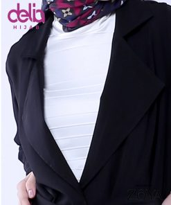 Delia Hijab Sukabumi – Baju Muslim Sukabumi – Baju Gamis Modern – Baju Gamis Model Sekarang – Gamis Syari Modis – Baju Gamis Murah dan Cantik - Zoya Tunic - Nexa Outer 1