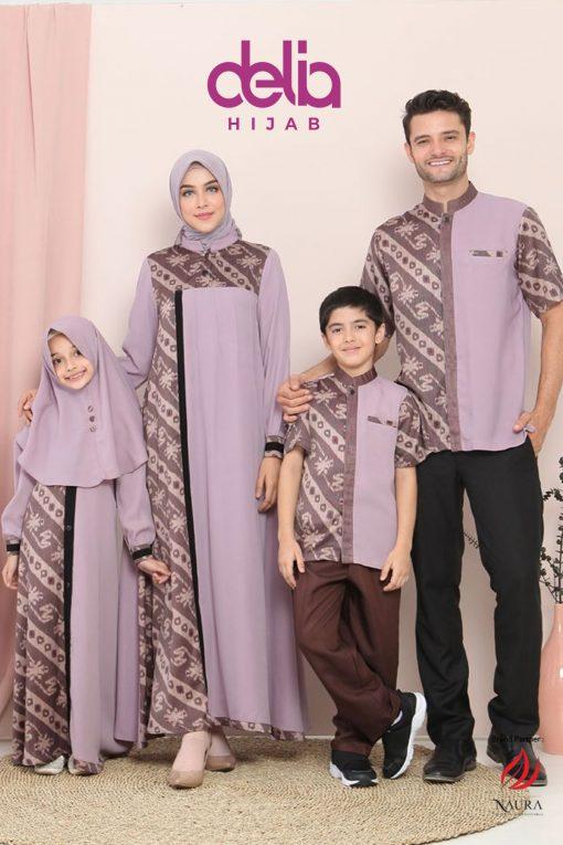Delia Hijab Sukabumi – Baju Muslim Sukabumi – Baju Gamis Modern – Baju Gamis Model Sekarang – Gamis Syari Modis – Baju Gamis Murah dan Cantik - Baju Sarimbit Sekeluarga - Sarimbit Nalesha