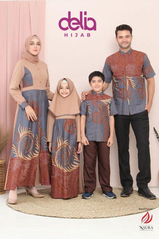 Delia Hijab Sukabumi – Baju Muslim Sukabumi – Baju Gamis Modern – Baju Gamis Model Sekarang – Gamis Syari Modis – Baju Gamis Murah dan Cantik - Baju Sarimbit Sekeluarga - Sarimbit Bimasena