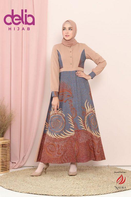 Delia Hijab Sukabumi – Baju Muslim Sukabumi – Baju Gamis Modern – Baju Gamis Model Sekarang – Gamis Syari Modis – Baju Gamis Murah dan Cantik - Baju Sarimbit Sekeluarga - Sarimbit Bimasena Dewasa - Gamis