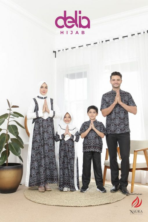 Delia Hijab Sukabumi – Baju Muslim Sukabumi – Baju Gamis Modern – Baju Gamis Model Sekarang – Gamis Syari Modis – Baju Gamis Murah dan Cantik - Baju Sarimbit Sekeluarga - Sarimbit Nayyala