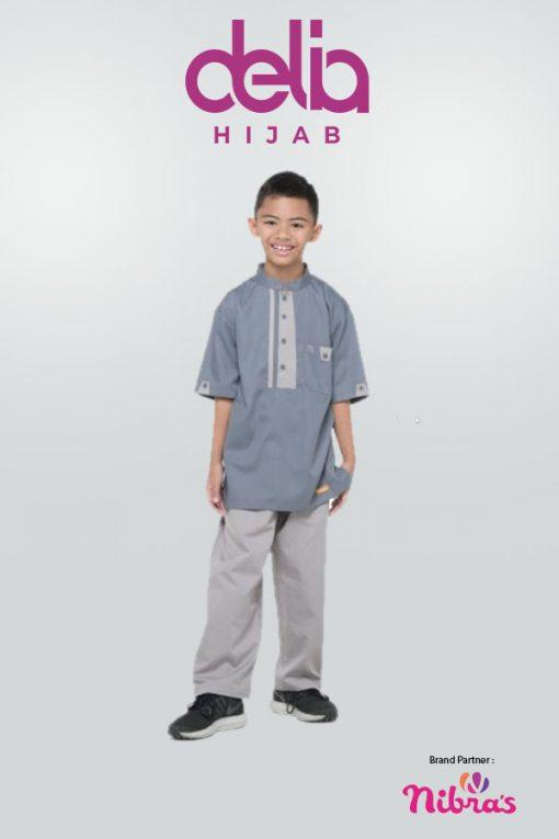 Baju Lebaran Anak Anak - Sarimbit Nibras 70 - Koko Anak NSAL 70
