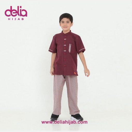 Baju Lebaran Anak - Sarimbit Nibras 68 - Koko Anak NSAL 68