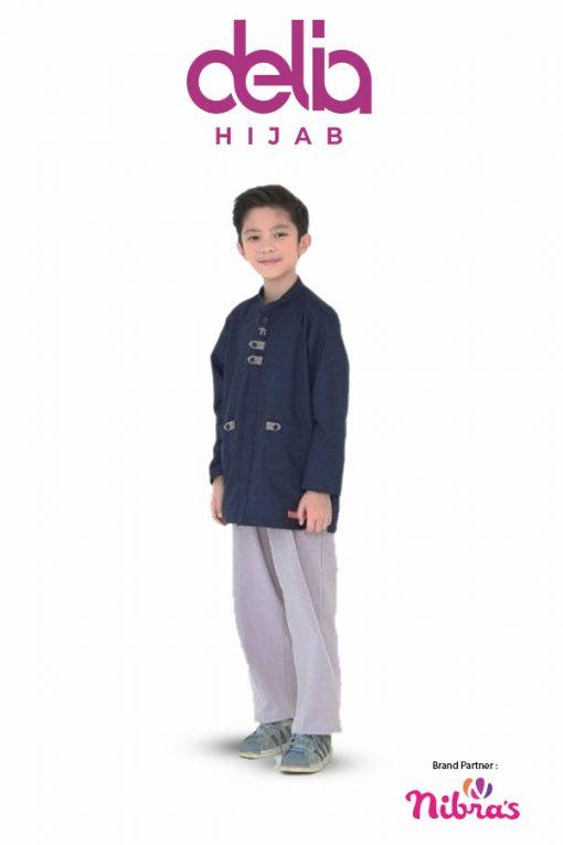 Baju Lebaran Anak - Sarimbit Nibras 69 - Koko Anak NSAL 69