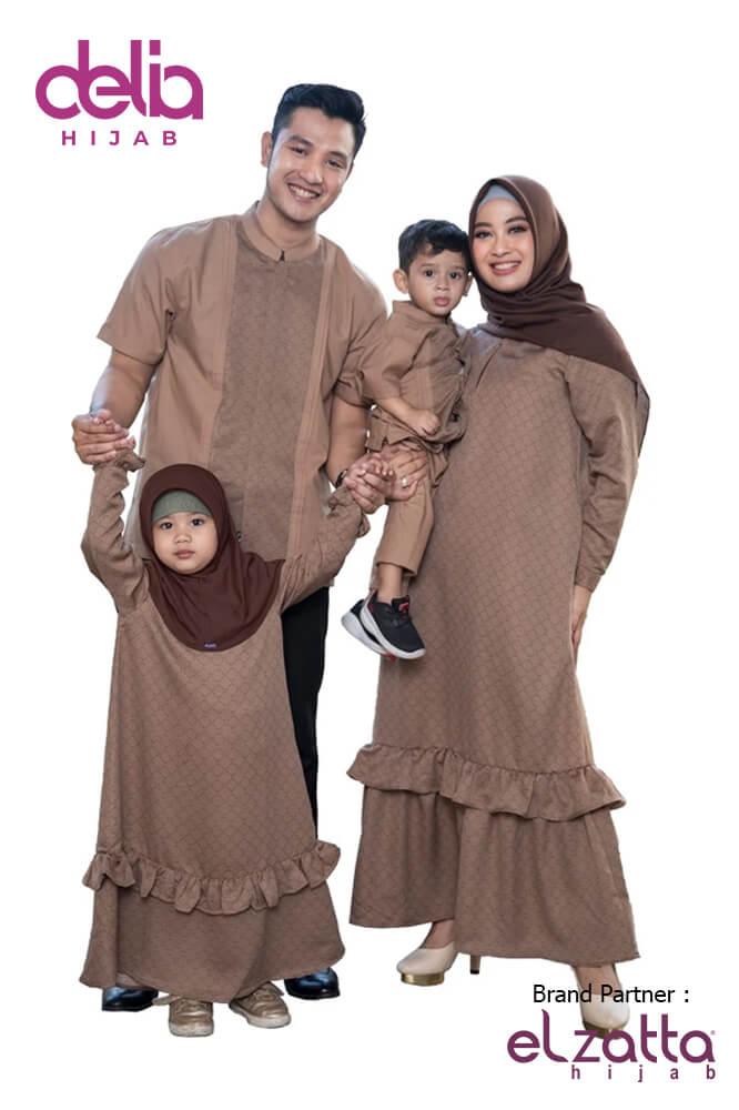 Baju Muslim Elzatta – Baju Koko Elzatta Sarimbit Azia Men