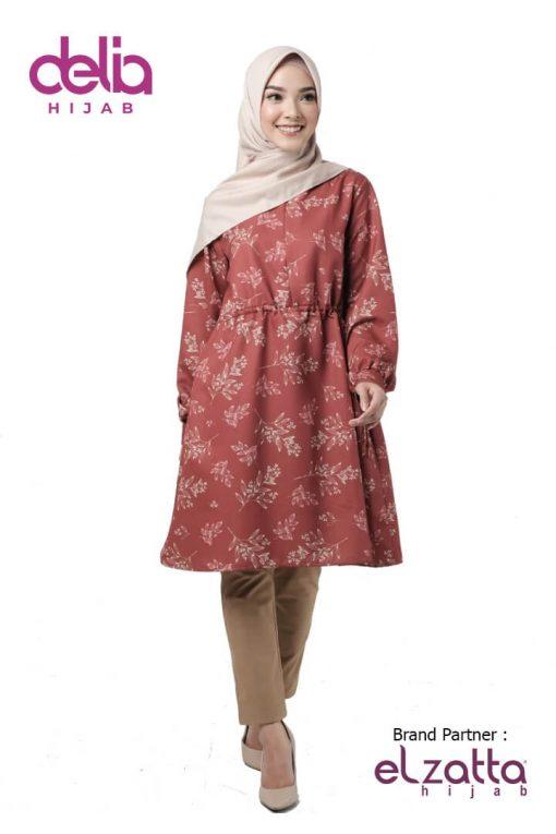 Baju Muslim Elzatta Terbaru 2020 - Elzatta Tunik Briena