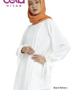 Baju Muslim Terbaru Zoya Collection Lebaran 2020 - Ashkara Tunic