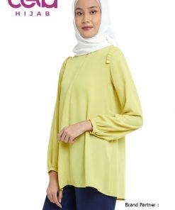 Baju Muslim Terbaru Zoya Collection Ramadhan 2020 - Ashna Tunic
