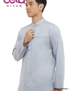 Baju Muslim Zoya Terbaru - Baju Koko Zoya Collection Lebaran - Haikal MW Longsleeve
