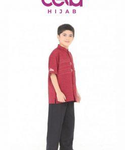 Baju Sarimbit Keluarga - Sarimbit Nibras 66 Koko Anak NSAL 66
