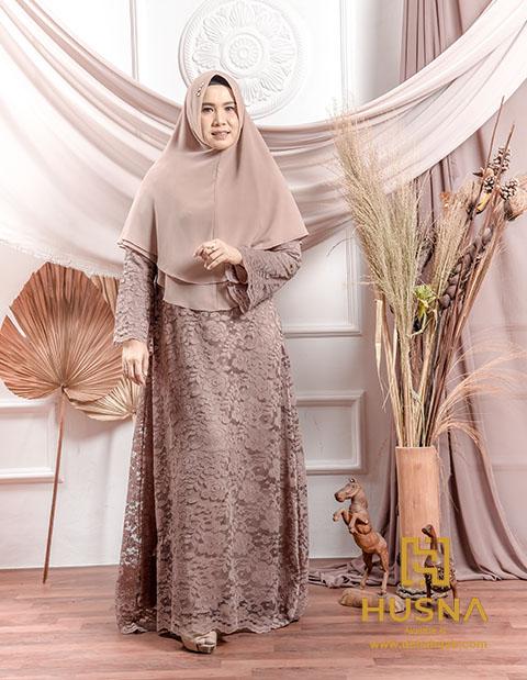 Delia Hijab Sukabumi – Baju Gamis Brokat Terbaru – Baju Gamis Terbaru Lebaran 2020 - H2 (2)