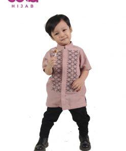 Sarimbit Lebaran Terbaru - Koko Anak Elzatta Sarimbit Eldira Boy