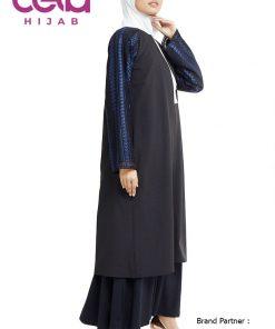 Zoya Baju Muslim Terbaru 2020 - Baju Muslim Lebaran 2020 - Melita Jacket