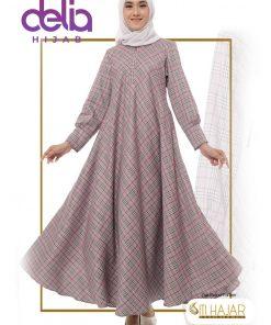 Baju Gamis Model Baru - Kenny Dress - Siti Hajar