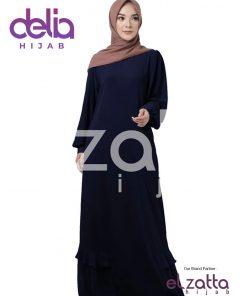 Baju Gamis Modern - Baju Elzatta Gamis Ziara - Elzatta Hijab 1