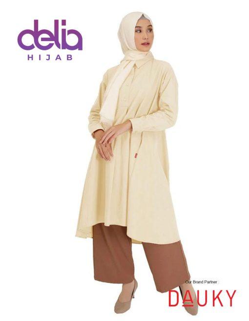 Baju Modern Masa Kini – L Tunic Cedia – Dauky Fashion 1