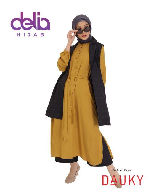 Baju Modern Masa Kini – L Tunic Lasly – Dauky Fashion
