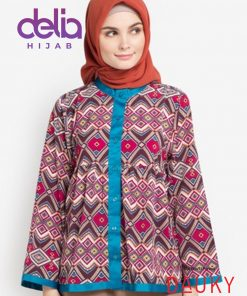 Baju Muslim Casual – S Tunic Sazia – Dauky Fashion