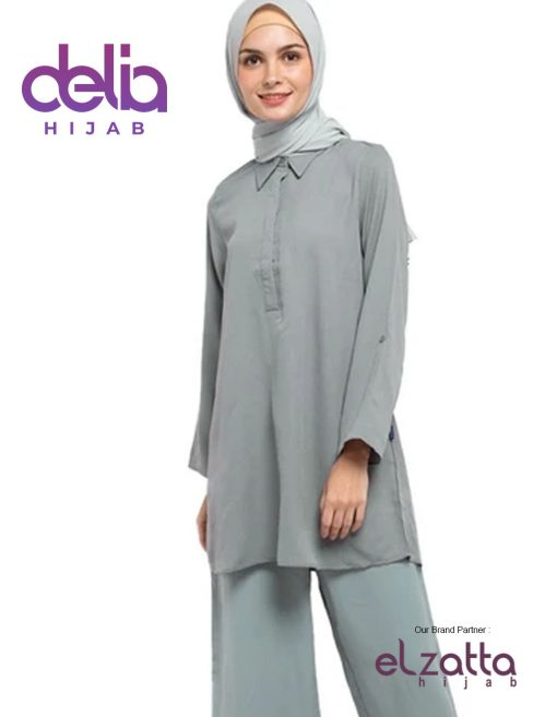 Baju Muslim Dewasa - Tunik Astera - Elzatta Hijab 2