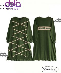 Baju Muslim Kekinian - Magna Tunic - Second Sign by Zharifa
