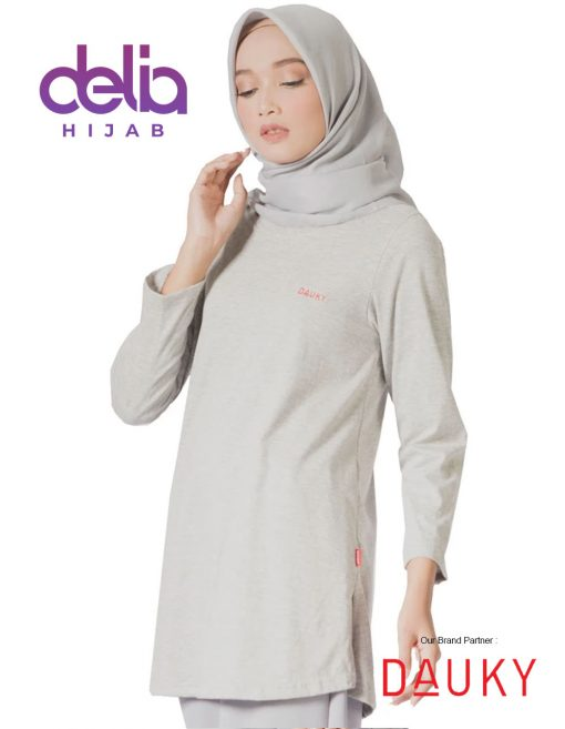 Baju Muslim Modern - M Tunic Afrista - Dauky Fashion 1