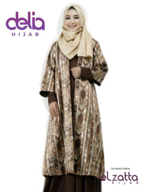 Baju Muslim Trend 2020 - Oriana Natika - Elzatta Hijab