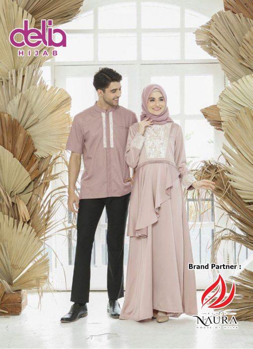 Baju Sarimbit Couple 2020 - Seruni Couple - Rumah Naura