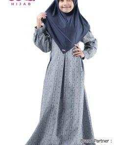 Baju Sarimbit Couple Lebaran – Gamis Anak Elzatta Sarimbit Nashwa Girl