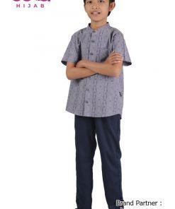 Baju Sarimbit Couple Lebaran – Koko Anak Elzatta Sarimbit Nashwa Boy