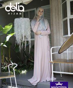 Dress Ivan Gunawan - Side Belt Dress with Button - Mandjha Hijab